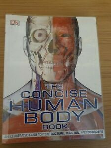 The Concise Human Body Book [Paperback]