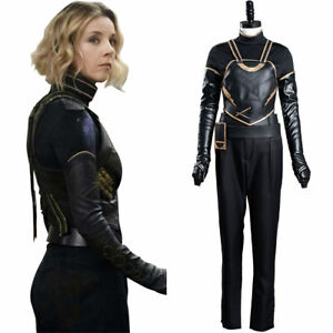 TV Sylvie Lady Loki Cosplay Costume Halloween Outfit Carnival Suit