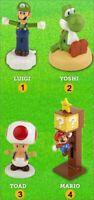 Lot de 4 figurines Mario Kart Happy meal McDonald's NEUF sous emballage 2016