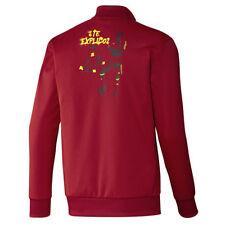 nwt~Adidas SPAIN TRACK jersey Top World Cup Graphic sweat shirt Jacket~Men sz XL