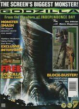 Godzilla Mag Matthew Broderick Maria Pitillo 1998 080320nonr