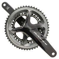 Shimano Dura Ace FC-R9100 11-Speed Crankset 165mm Standard // 53/39 Chainrings
