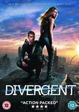 Divergent [DVD](2014) - Shailene Woodley, Kate Winslet - New & Sealed - Cert: 12