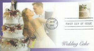 US #4521 FLEETWOOD FDC Color Cachet - Wedding Roses - 65 cents