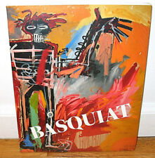 New Sealed Jean Michel Basquiat Short Sharp Stunning Fondation Beyeler Catalogue
