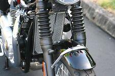 Cox Racingroup Radiator Guard, TRIUMPH T120, THRUSTON, STREET TWIN MOTORCYCLE