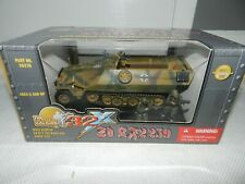 WWII German SD KF2 259 Halftrack The Ultimate Soldier 32x 1:32 New Sealed + Crew