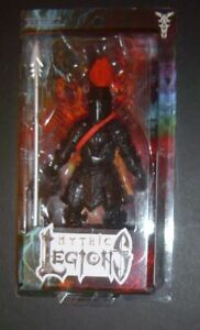 Mythic Legions Coliseum BLACK KNIGHT Legion Builder Figure Four Horsemen