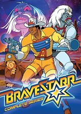 BRAVESTARR : THE COMPLETE SERIES (65 episodes)  - DVD - Region 1