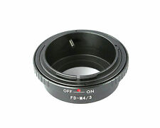 CANON FD Mount Lens to Micro 4/3 M4/3 Adapter Ring, FD FT      - AusPost