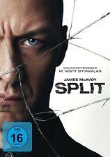 DVD * SPLIT - JAMES MCAVOY # NEU OVP +