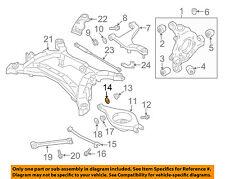 NISSAN OEM Rear Suspension-Lower Control Arm Adjust Cam 5522752F1B