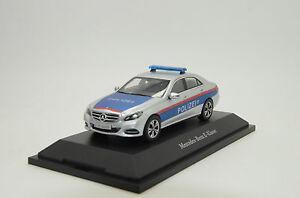Mercedes E- Klasse W213 Austria Polizei Police Car Custom Made 1/43