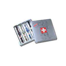 SWATCH SPECIALS - 700-21STPACK 700 YEARS  SWISS SET   LIMITED EDITION  - NEW !