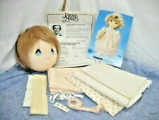 """Precious Moments Doll Kit 18"""" Limited Edition CINDY VINTAGE PARAGON KIT"""