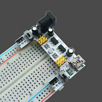 1Pcs 5V/3.3V MB 102 Breadboard Power Supply Module for Arduino Raspberry pi