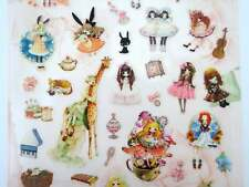 Japanese Lolita stickers! Kawaii Japan street fashion hime lolita cute otome