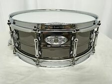 "Pearl SensiTone Beaded Brass 14"" Snare Drum/Model: STA1450BR/New Demo Model"