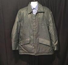 SPIEWAK Golden Fleece Vintage Army Green Sz 50 XL Military Men's Jacket Coat