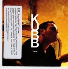 (EM8) Kubb, Grow - 2006 DJ CD