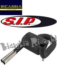 9209 - MARMITTA SIP ROAD 2.0 NERA VESPA 125 SUPER SPRINT GT GTR VNA1T VNA2T