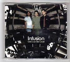 (HA880) Infusion, Girls Can Be Cruel - 2003 CD