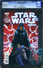 STAR WARS ANNUAL #1 - CGC 9.8 - SOLD OUT - FIRST PRINT - FIRST ANNUAL ISSUE