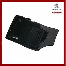 Genuine Peugeot 208 Tailored Carpet Front & Rear Car Mats. New 1606631880
