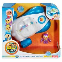 Mattel Go Jetters Vroomster Vehicle Playset Toy