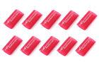 Knukonceptz Red 0 Gauge 31 Heat Shrink Tubing W Adhesive Glue 10 Pack 1 25mm