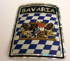 """3x4"" Bavaria Sticker / Bavaria Flag / Decal"