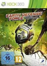 Microsoft XBOX 360 gioco *** Earth Defense Force * Insect Armageddon ** NUOVO * NEW