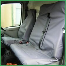 VOLKSWAGEN CRAFTER 06-11 CR35 TDI VAN SEAT COVERS GREY HEAVY DUTY MWB + LWB