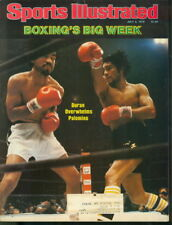 1979 Sports Illustrated: Roberto Duran vs Palomino