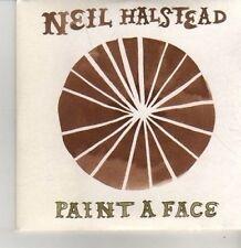 (BP256) Neil Halstead,  Paint A Face - DJ CD