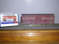 HO SCALE ACCURAIL NORFOLK SOUTHERN RAILWAY ECRR-06 NS #26000 DD 40' BOXCAR NEW