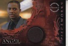 ANGEL Season 5 - J August Richards 'Gunn' #PW5 Pieceworks Card (Inkworks) #NEW