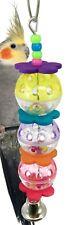 3100 Bonka Bird Toys Ball Daisy toy cage cockatiel parakeet lovebirds parrot