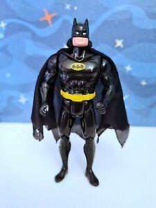 PERFECT ESTRELA BLACK BATMAN - 100% ORIGINAL - Super Powers figure - 1989