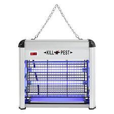 [pro.tec]® Lampe anti-moustiques Protection anti-insectes UV lumière lampe