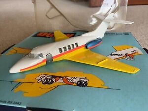 DINKY 723 HAWKER SIDDELEY H.S.125 EXECUTIVE JET - Excellent in Bubble Box