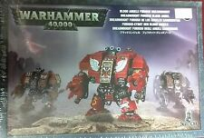 Warhammer 40K Space Marine BLOOD ANGELS FURIOSO DREADNOUGHT New Sealed
