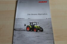 127675) Claas Arion 630 620 610 C Prospekt 10/2007