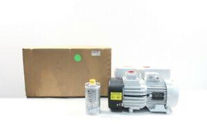 Oerlikon 960305V2013 SV40B Sogevac Vacuum Pump 1.3kw 230/460v-ac