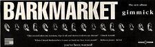 30/10/93PGN09 BARKMARKET : GIMMICK ALBUM ADVERT 3X11