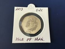 More details for isle of man. 2013 . 50p coin. circ. christmas stocking.