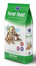 Alpha Ferret Feast 2.5kg - High Protein Diet For Working Pets & Show Ferrets
