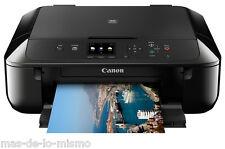 Multifuncion Inyeccion Canon Pixma MG5750 WiFi Cloud Print app SmartPhone Tablet