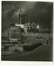 Canterbury Cathedral - Vintage 8x10 Publication Photograph - England