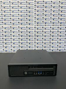 HP ELITEDESK 800 G1 USDT i5 4570S 2.90GHz 8GB RAM 500GB WIN 10